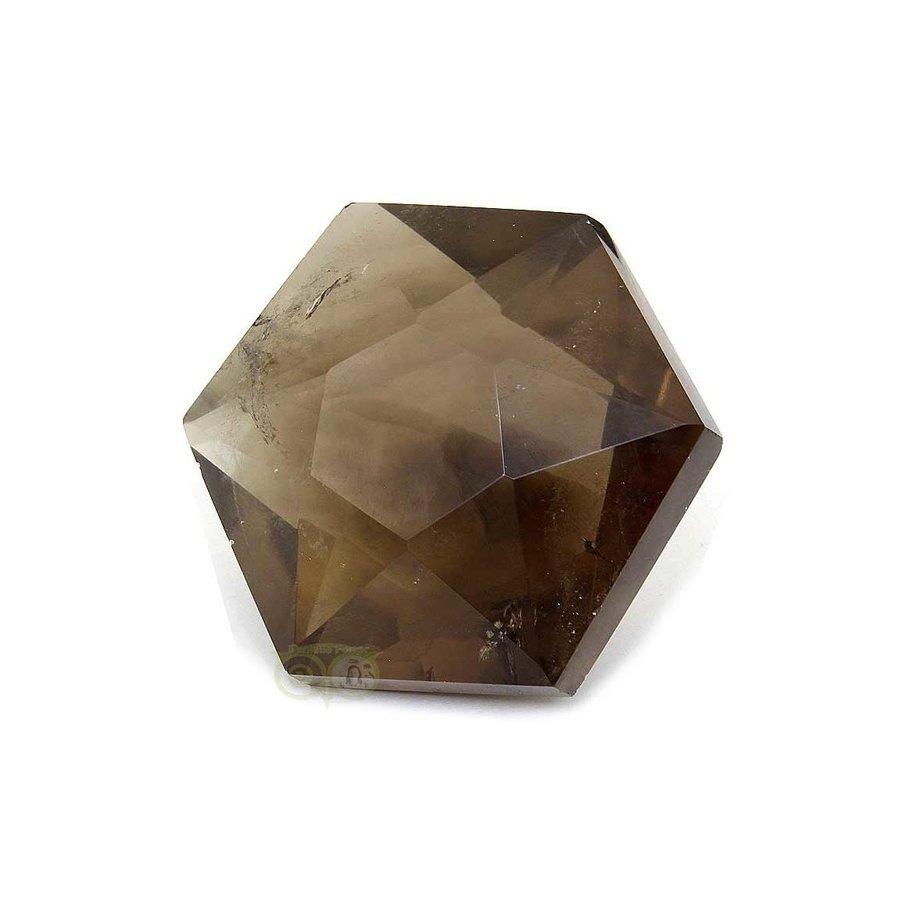 Rookkwarts Ster - Hexagon  Nr 6 - 132  gram-3