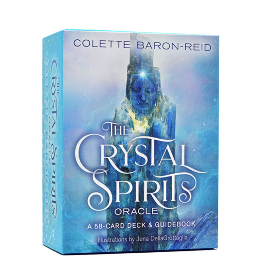 The Crystal Spirits Oracle -Colette Baron-Reid-1