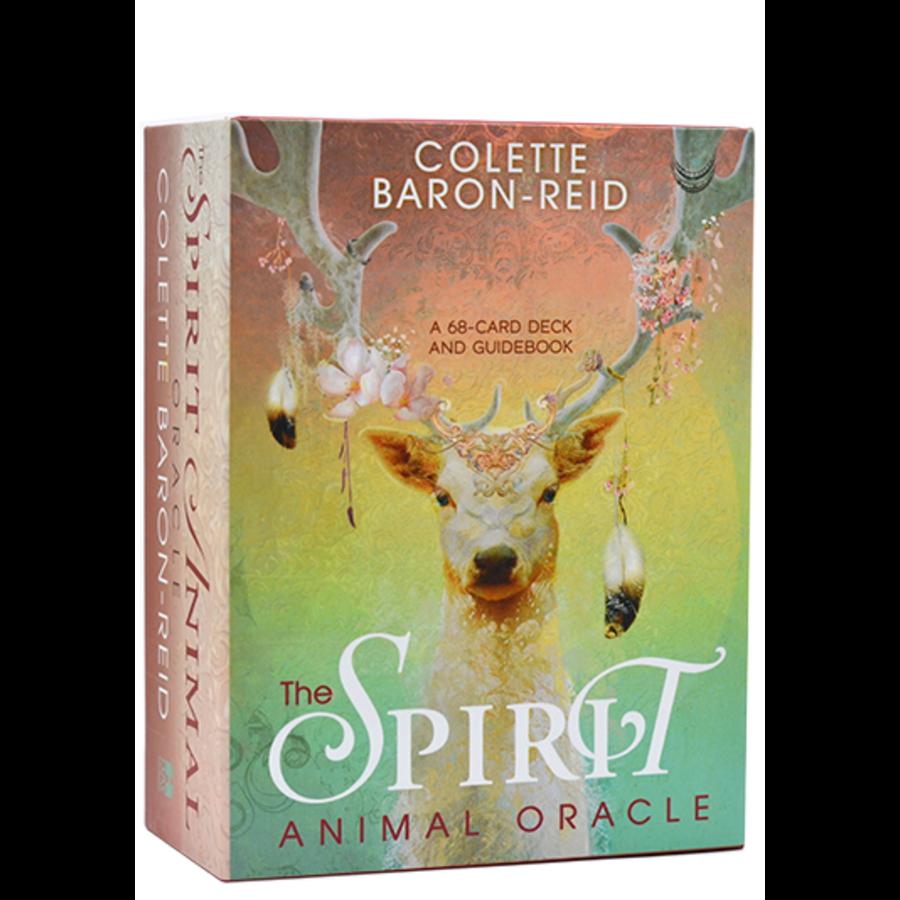The Spirit Animal Oracle - Colette Baron-Reid-1