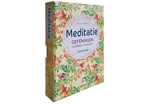 Meditatie - oefeningen voor elk moment - Kaartenset