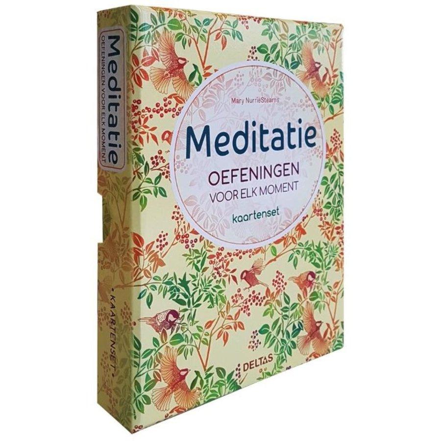 Meditatie - oefeningen voor elk moment - Kaartenset-1
