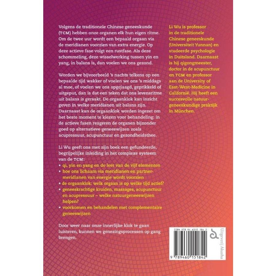 Basisboek orgaanklok - Prof. TCM (univ. Yunnan) Li Wu-2