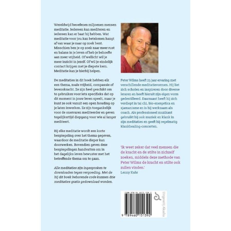 45 geleide meditaties - Peter Wilms-2