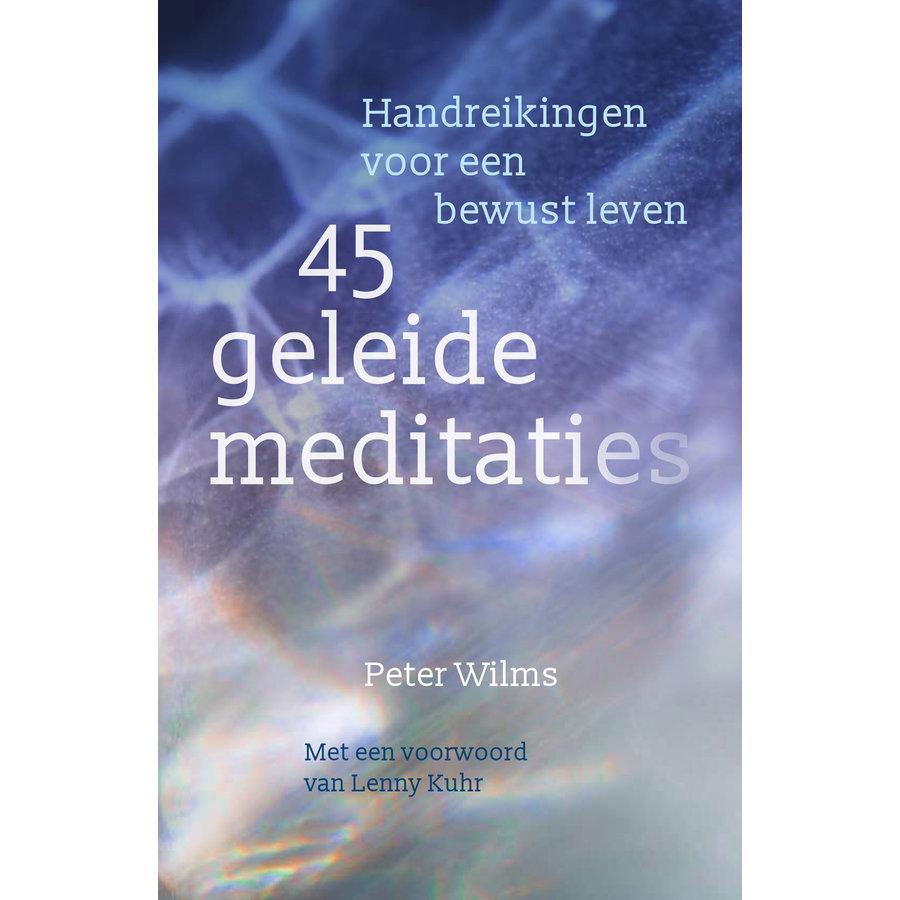 45 geleide meditaties - Peter Wilms-1