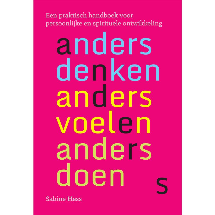 Anders denken, anders voelen, anders doen - Sabine Hess-1