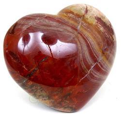 Hart | Edelstenen harten | Edelsteen hart | Hartjes | Edelstenenwebwinkel - Webshop Danielle Forrer