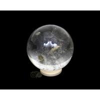 thumb-Bergkristal bol Nr 1 - 42 mm - 105 gram - Brazilie-1