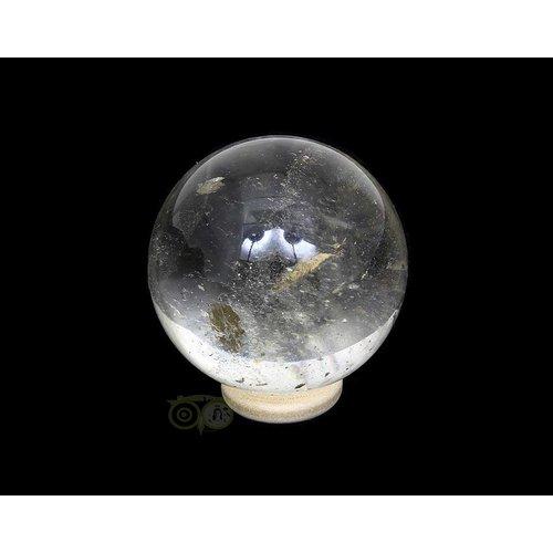 Bergkristal bol Nr 1 - 42 mm