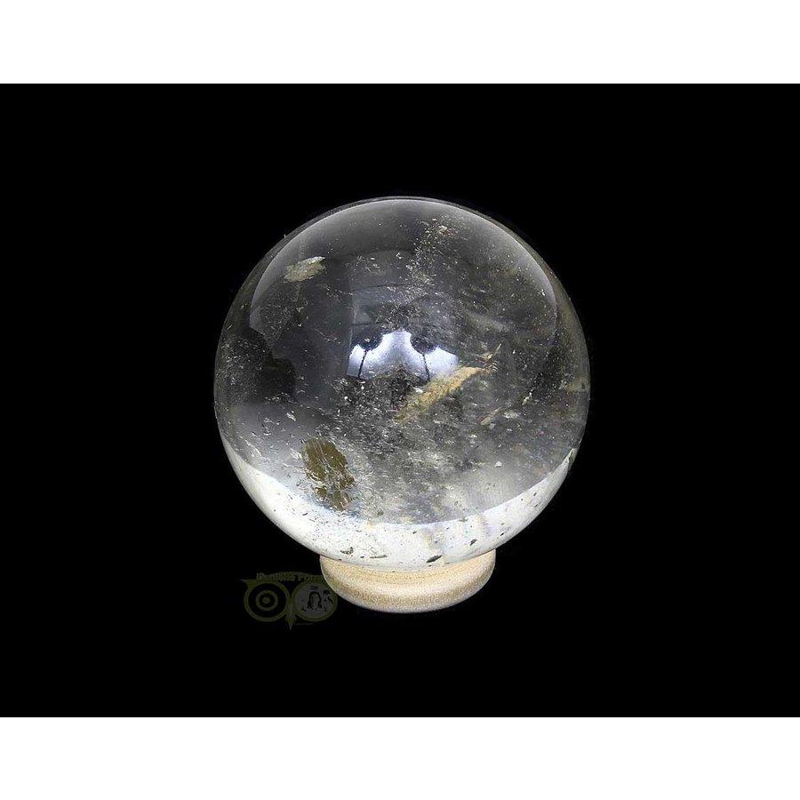 Bergkristal bol Nr 1 - 42 mm - 105 gram - Brazilie-1