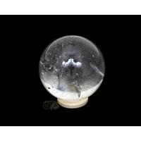 thumb-Bergkristal bol Nr 1 - 42 mm - 105 gram - Brazilie-2