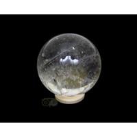 thumb-Bergkristal bol Nr 1 - 42 mm - 105 gram - Brazilie-3