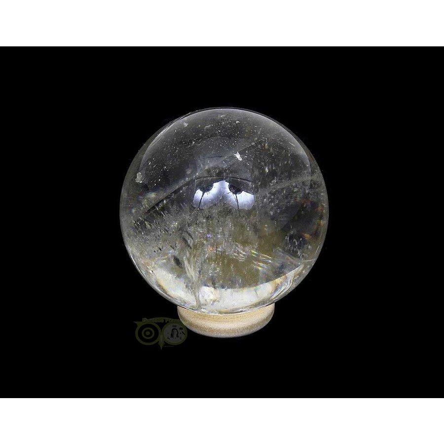 Bergkristal bol Nr 1 - 42 mm - 105 gram - Brazilie-3