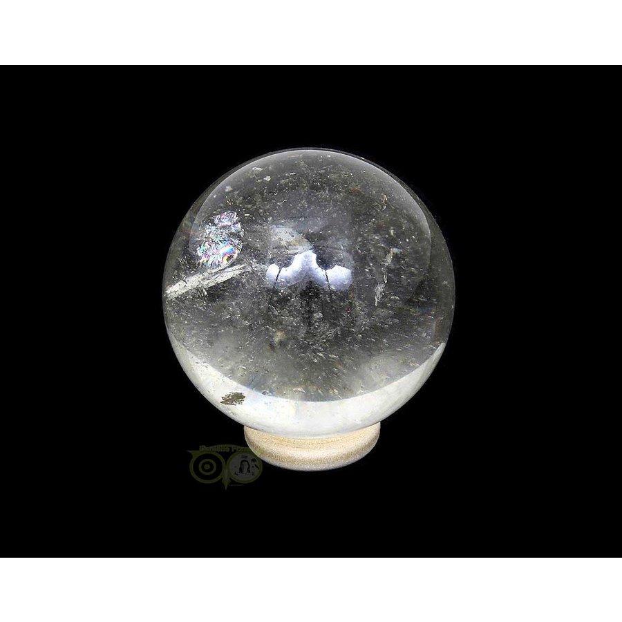 Bergkristal bol Nr 1 - 42 mm - 105 gram - Brazilie-4