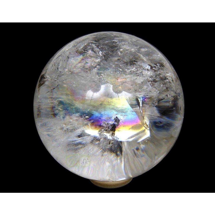 Bergkristal bol Nr 2 - 64 mm - 360 gram - Brazilie-1