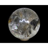 thumb-Bergkristal bol Nr 3 - 60 mm - 312 gram - Brazilie-1