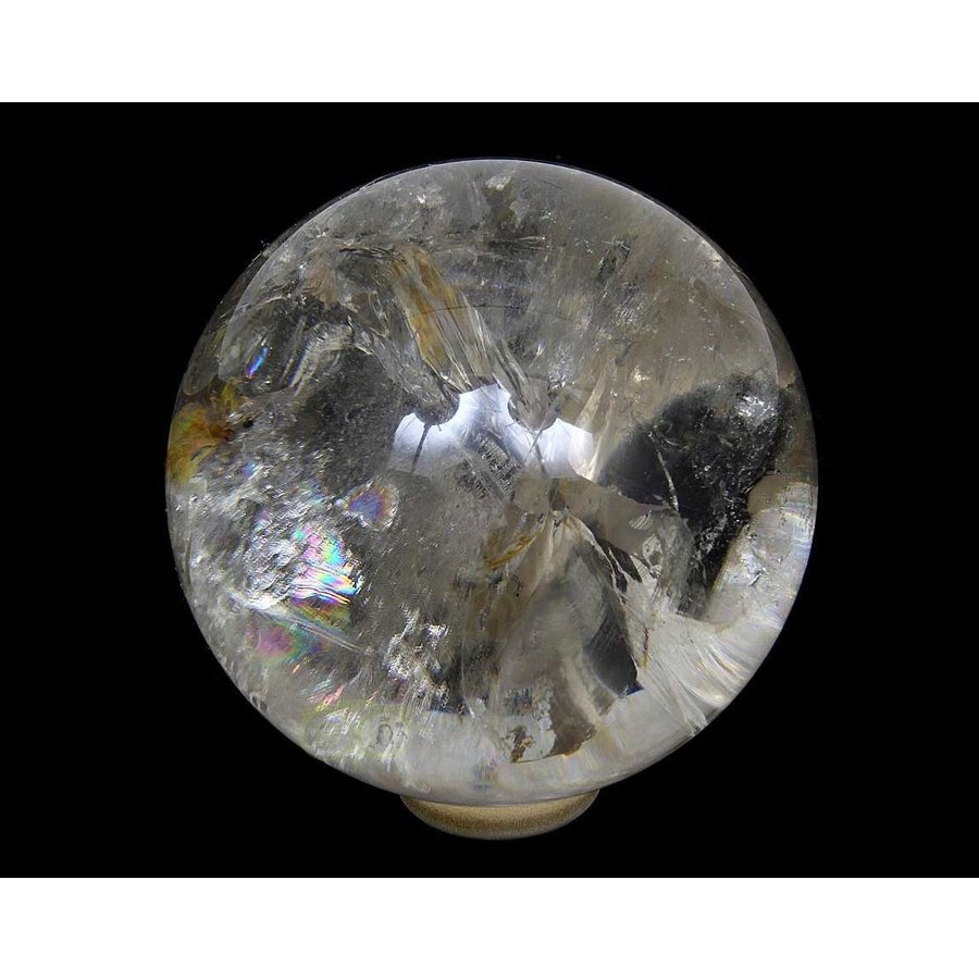 Bergkristal bol Nr 3 - 60 mm - 312 gram - Brazilie-1
