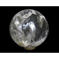 thumb-Bergkristal bol Nr 3 - 60 mm - 312 gram - Brazilie-3