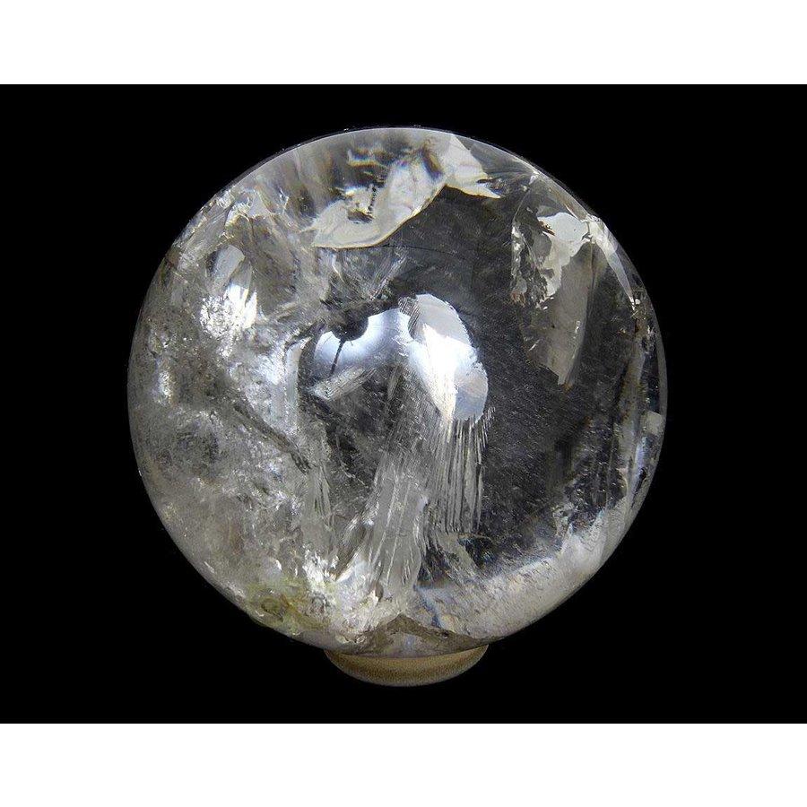 Bergkristal bol Nr 3 - 60 mm - 312 gram - Brazilie-3