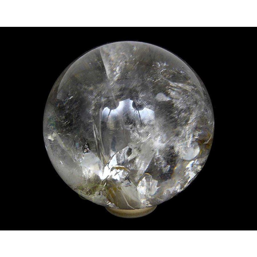 Bergkristal bol Nr 3 - 60 mm - 312 gram - Brazilie-4
