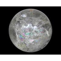thumb-Bergkristal bol Nr 5 - 91 mm - 1070 gram - Brazilie-1