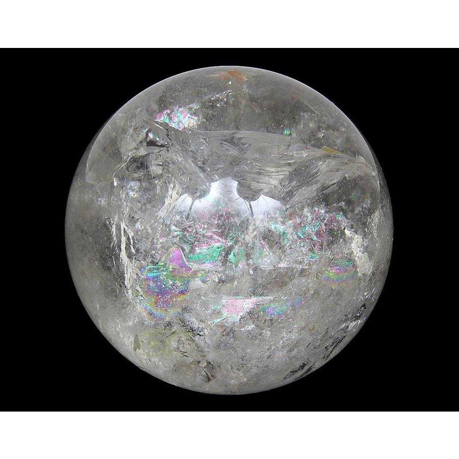 Bergkristal bol Nr 5 - 91 mm - 1070 gram - Brazilie-1