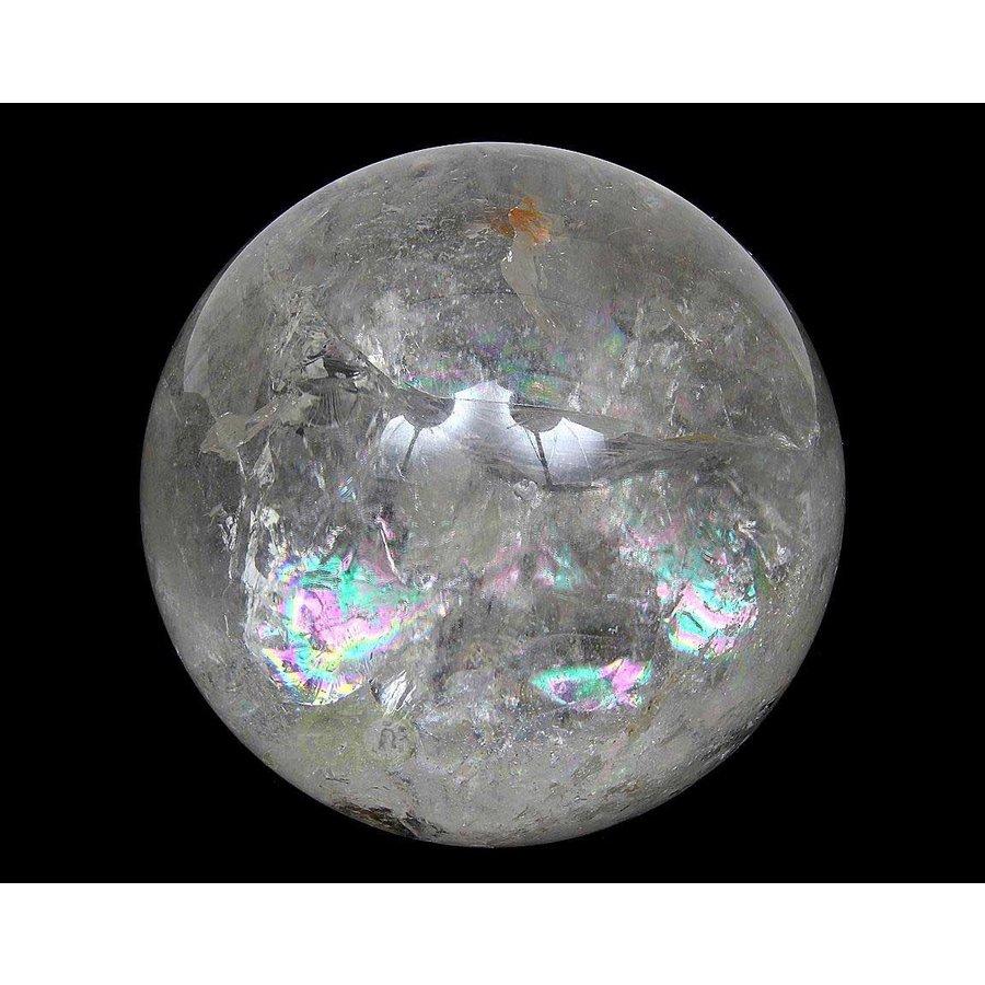 Bergkristal bol Nr 5 - 91 mm - 1070 gram - Brazilie-2