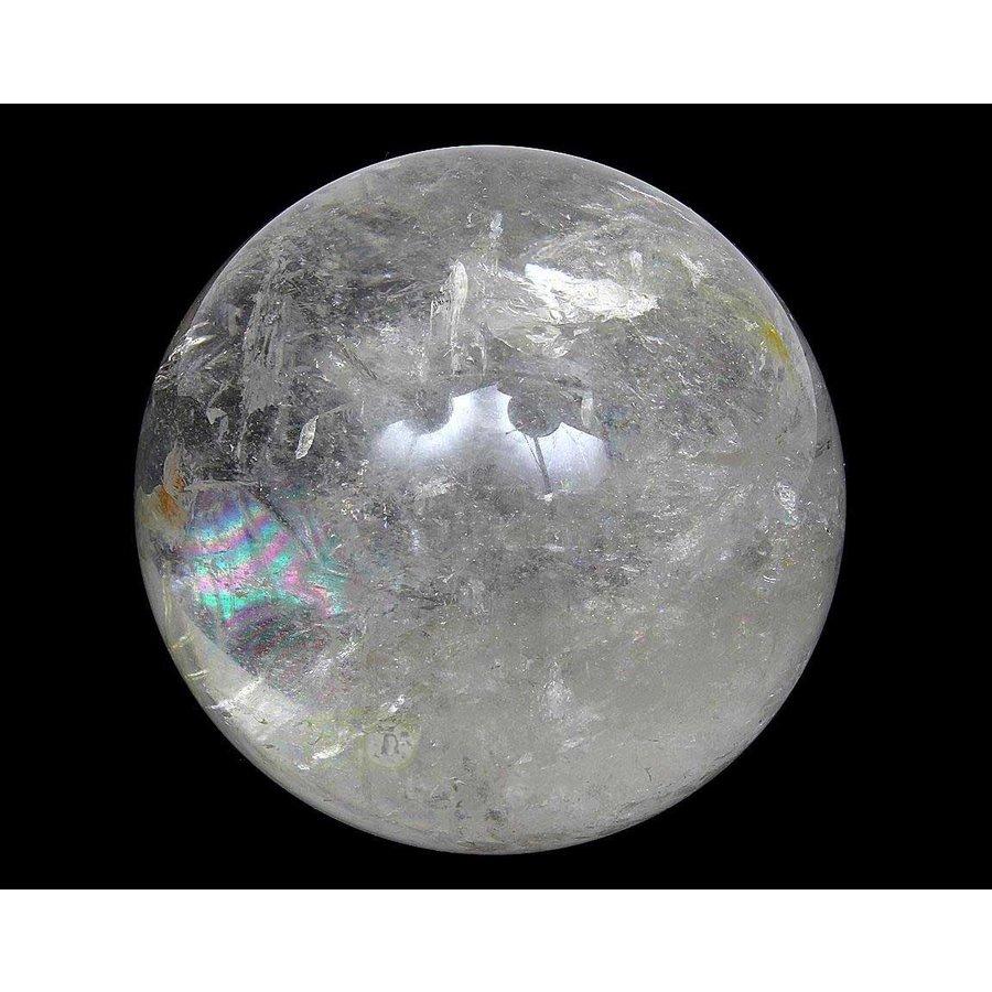 Bergkristal bol Nr 5 - 91 mm - 1070 gram - Brazilie-3