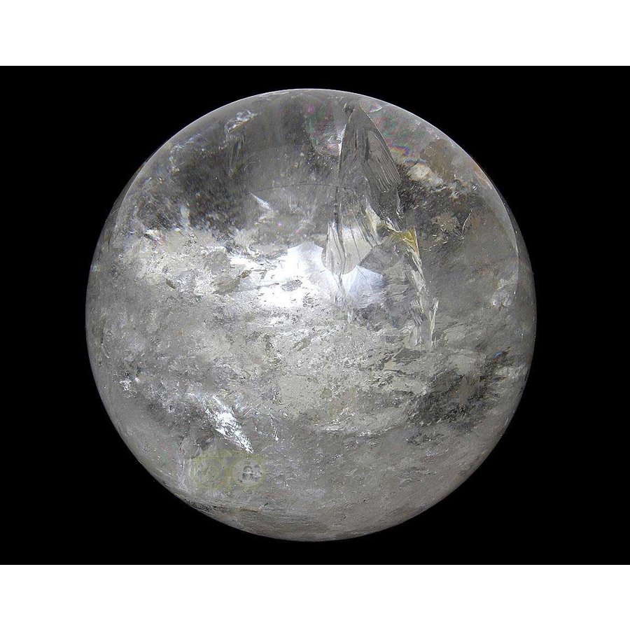 Bergkristal bol Nr 5 - 91 mm - 1070 gram - Brazilie-4