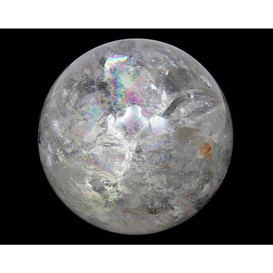 Bergkristal bol Nr 5 - 91 mm - 1070 gram - Brazilie-5