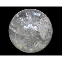 thumb-Bergkristal bol Nr 5 - 91 mm - 1070 gram - Brazilie-7