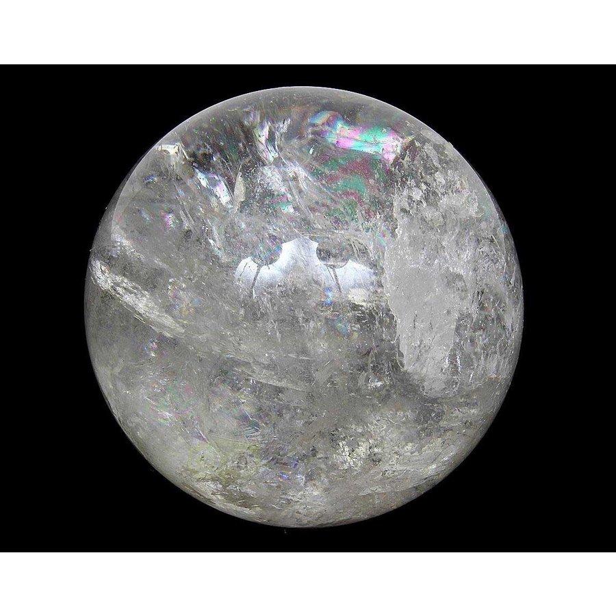 Bergkristal bol Nr 5 - 91 mm - 1070 gram - Brazilie-7