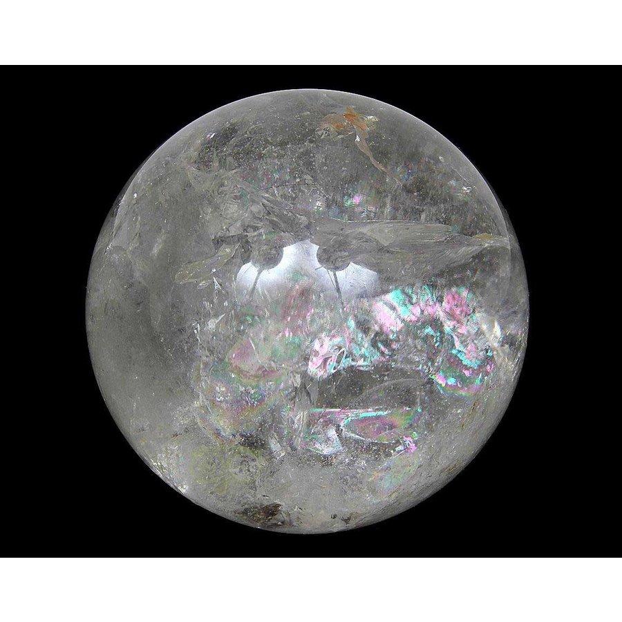 Bergkristal bol Nr 5 - 91 mm - 1070 gram - Brazilie-8