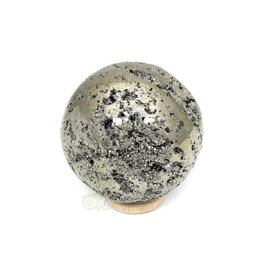 Pyriet bol nr 8  ( fools gold ) - 373 gram-2