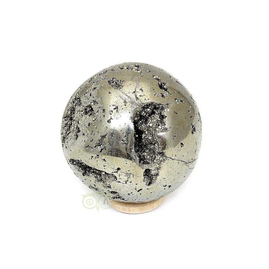 Pyriet bol nr 8  ( fools gold ) - 373 gram-3