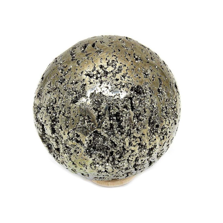 Pyriet bol nr 11  ( fools gold ) - 626 gram-4