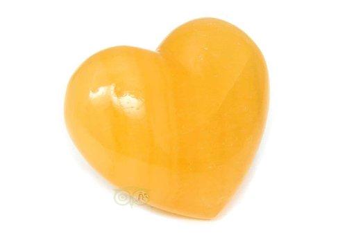 Oranje Calciet hart Nr 2