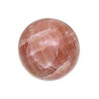 thumb-Roze / Rode Calciet bol Nr 1 - 1579 gram - Pakistan-4