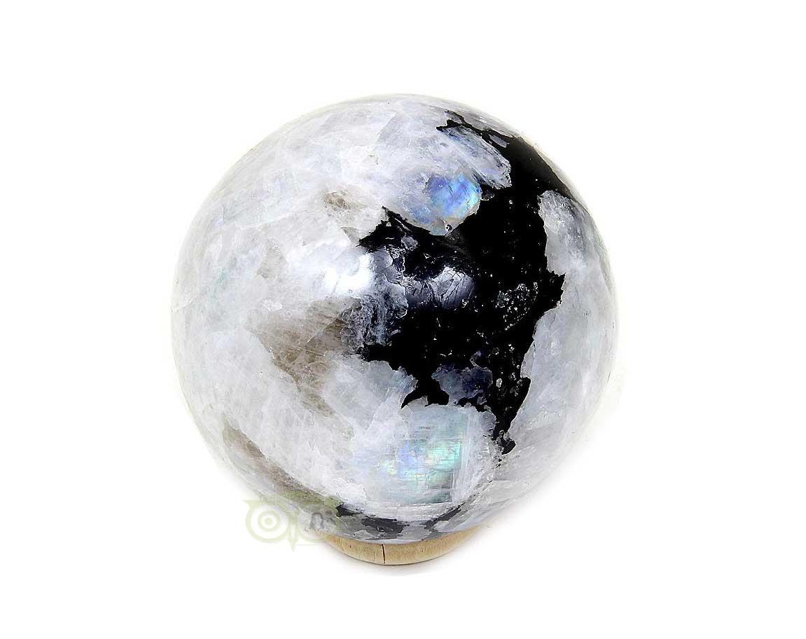 Regenboog-maansteen heeft de vibratie van kosmisch licht en biedt spirituele healing | Edelstenenwebwinkel - Webshop Danielle Forrer