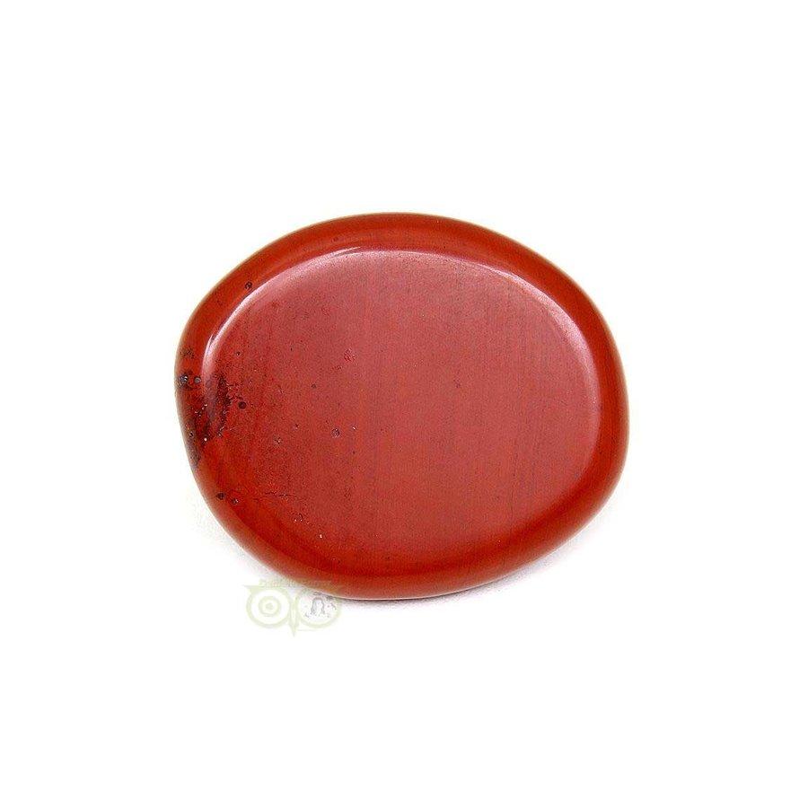 Rode Jaspis oplegsteen - zaksteen - Nr 6 - 30 gram-1
