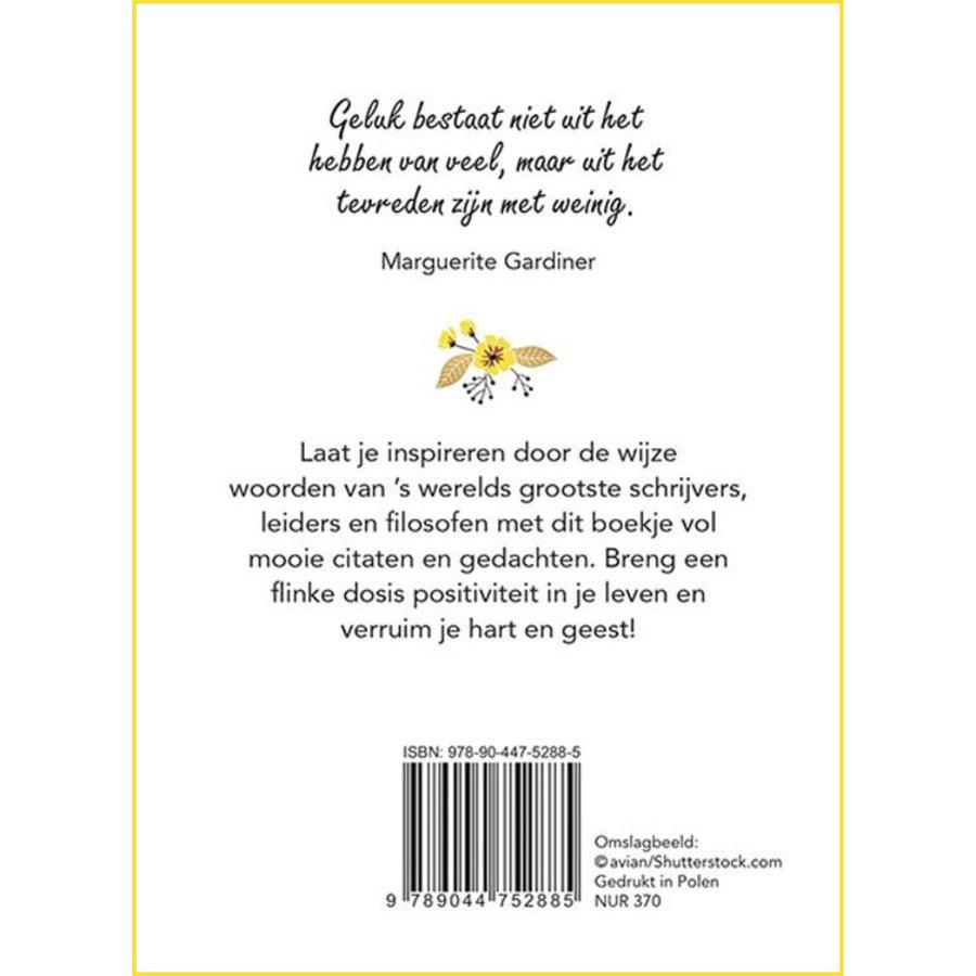 GELUK - Inspirerende gedachten & Citaten voor elke dag-2