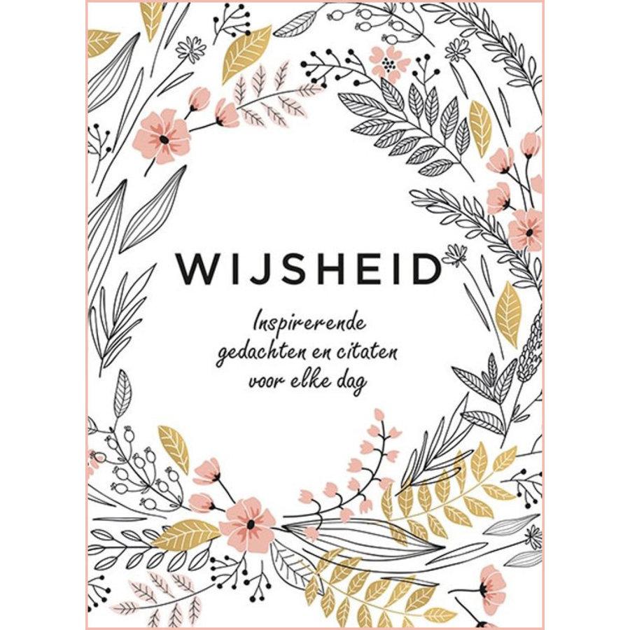 WIJSHEID - Inspirerende gedachten & Citaten voor elke dag-1