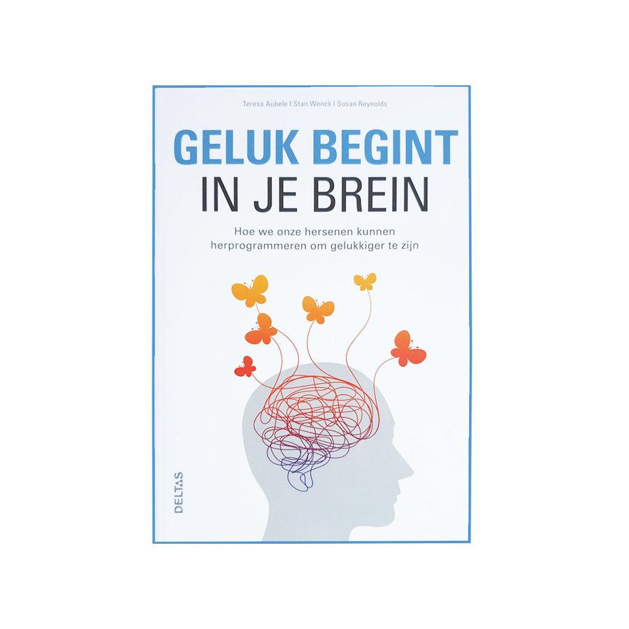 Geluk begint in je brein - Teresa Aubele-1
