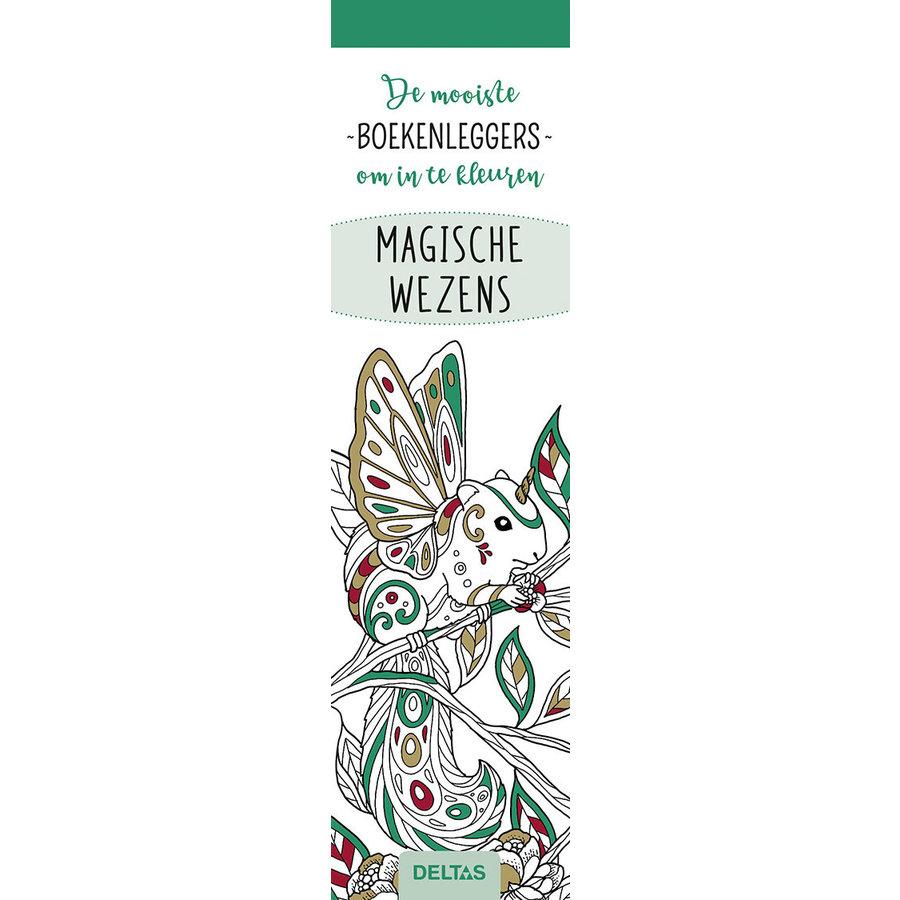 Magische wezen - De Mooiste Boekenleggers-1