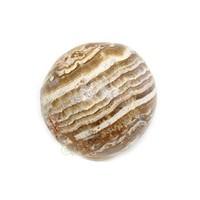thumb-Aragoniet bol Nr 1 - 139 gram -  Ø 4,83 cm-1