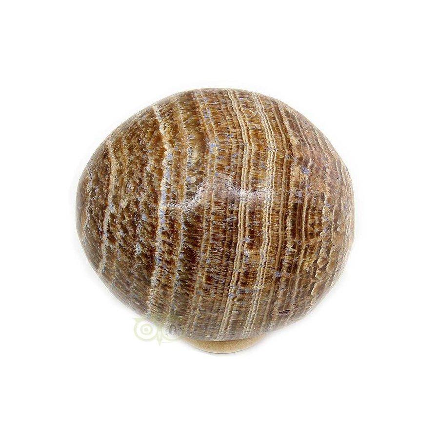 Aragoniet bol Nr 2 - 151 gram -  Ø 5,31 cm-3