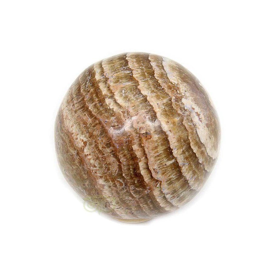Aragoniet bol Nr 4 - 172 gram -  Ø 5,05 cm-1