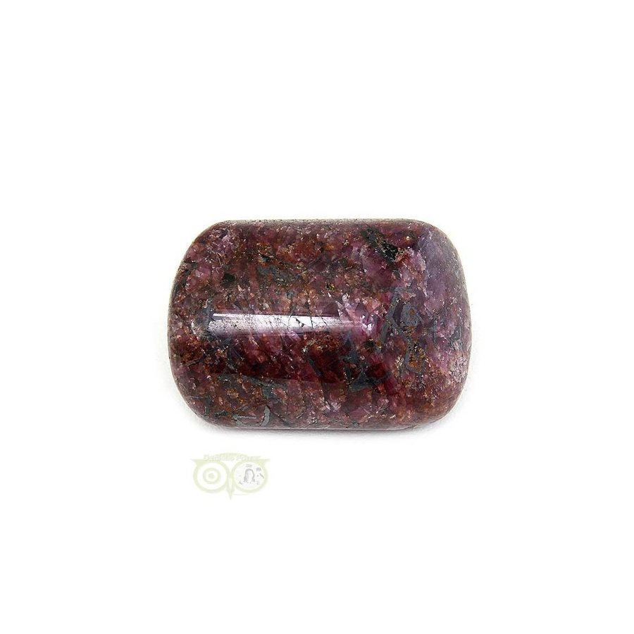 Robijn trommelsteen Nr 5 - 32 gram-4