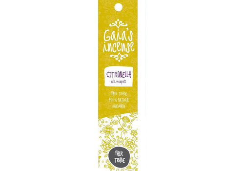 Gaia's incense Citronella