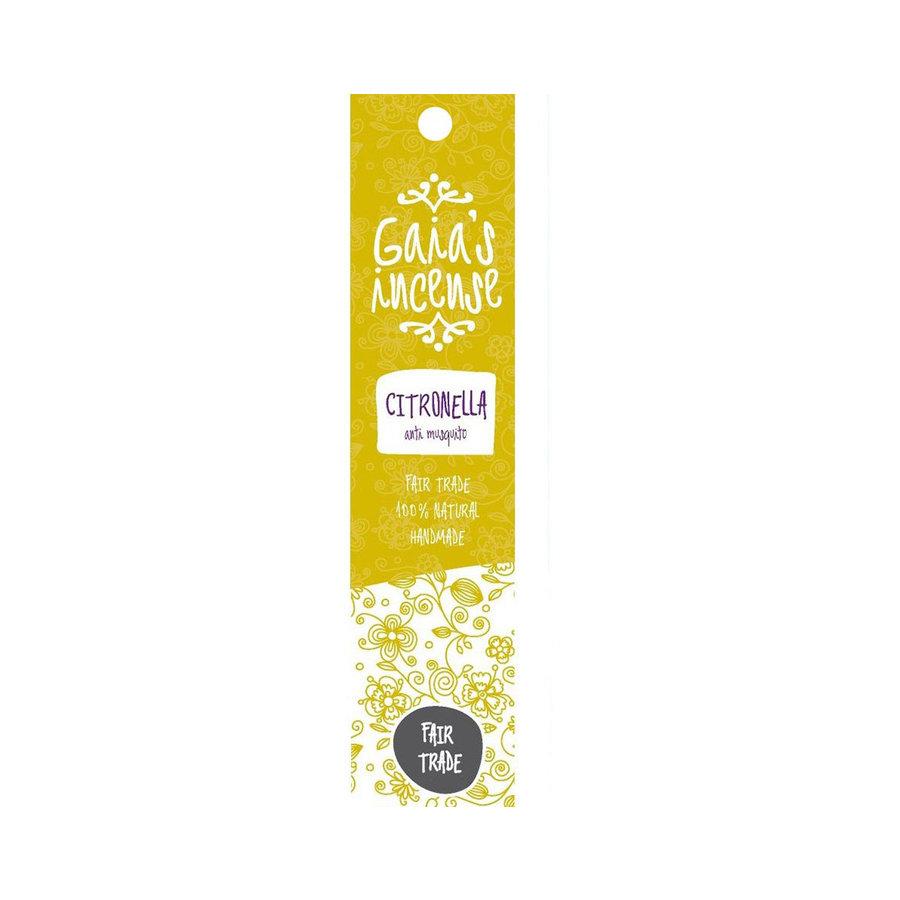 Gaia's incense Citronella - 15 sticks-1
