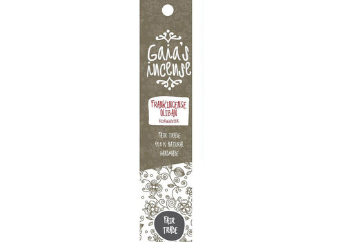 Gaia's incense Frankincense